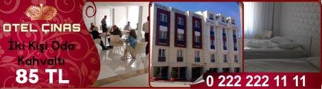 Çınas Otel Eskişehir