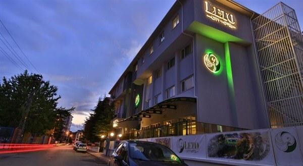 Leto City Hotel Eskişehir