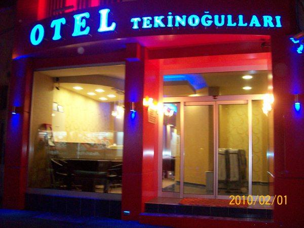 Otel Tekinoğulları Eskişehir