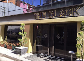 The Black Otel