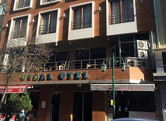 Uysal Otel Eskişehir
