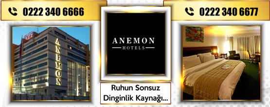 Anemon Otel Eskişehir